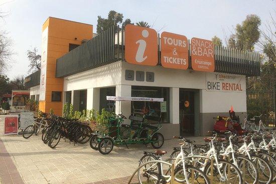 UTE Pinapark, Cyclotour y Bici Acviva