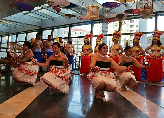 PolyX - The Polynesian Experience Tonga Dance Group  These dancers are made up of native Tongan who reside in Auckland, New Zealand which is home to the largest population of Polynesians in the World!