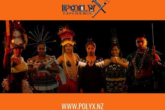 PolyX - The Polynesian Experience