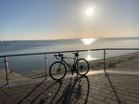Mar Menor, Испания: Great bike