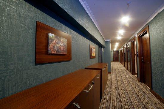 Hotel floors
