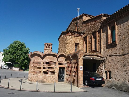 Private tour Colònia Güell and Gaudí's Crypt: fotos Cripta Gaudí y de la Colonia Guell