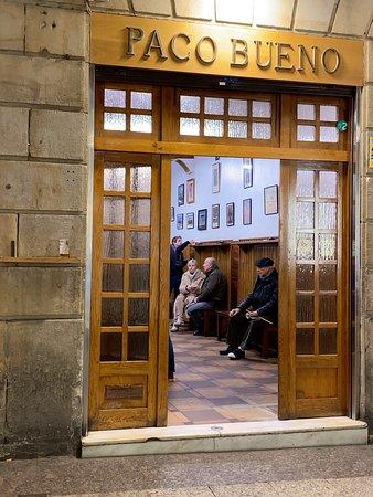 imagen Bar Paco Bueno en San Sebastián