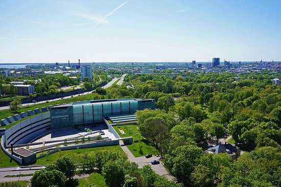 KUMU- Kunstmuseum von Estland