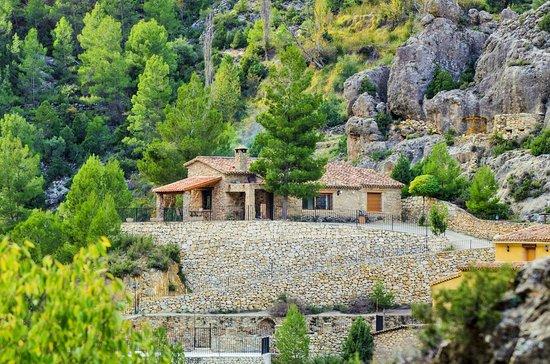 Santiago de la Espada, España: casa de piedra entorno espetacular con vistas impresionantes