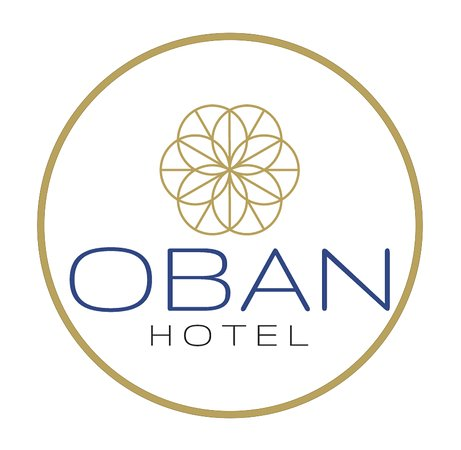 The logo of the hotel which is a symbol of hospitality, comfort and luxury.