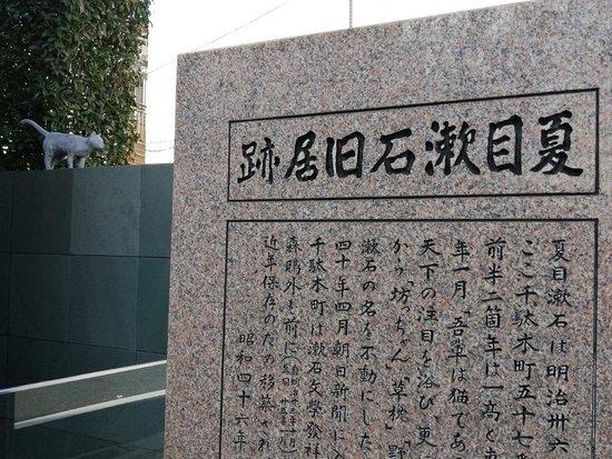 Natsume Soseki Kyukyo Trace (Neko no Ie)