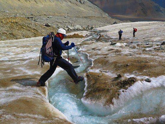 San Fernando, Chile: Ice Hike