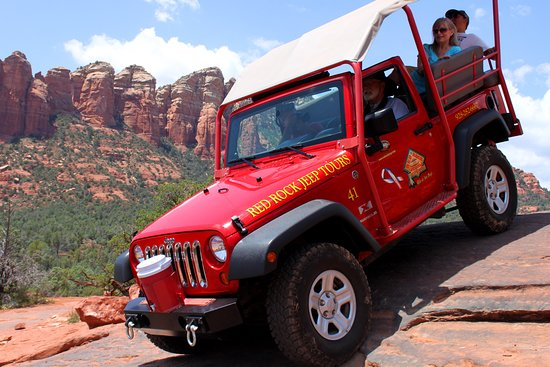 Red Rock Jeep Tours