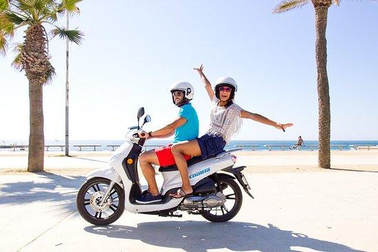 Foto de Alquiler de scooter en Barcelona