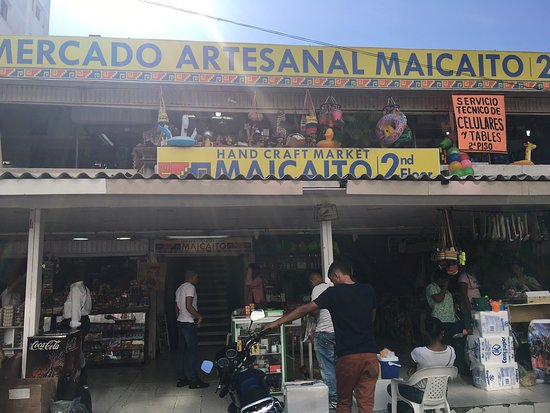 Mercado Artesanal Maicato