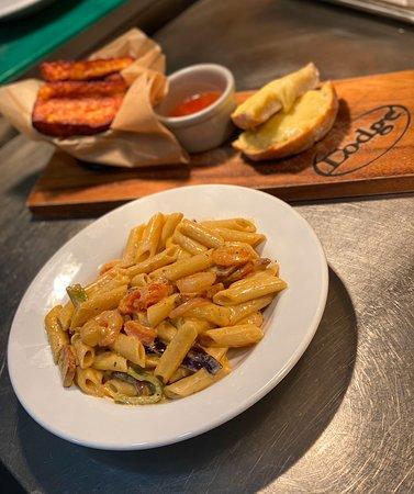 A simple Pasta dish