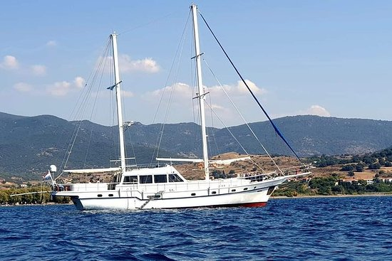 Da Mykonos a Delos e Rhenia Cruise