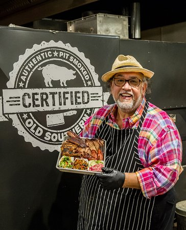 """Arden Hills, MN: Our Founder, America's Rib King, """"Famous"""" Dave Anderson"""