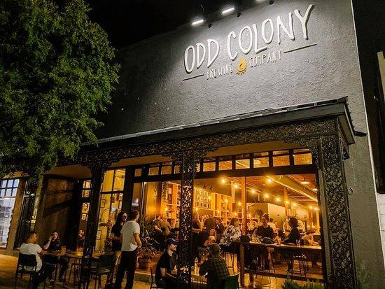 Odd Colony Brewing Company