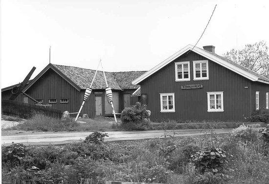 Hönö, Sverige: En gammal härlig bild