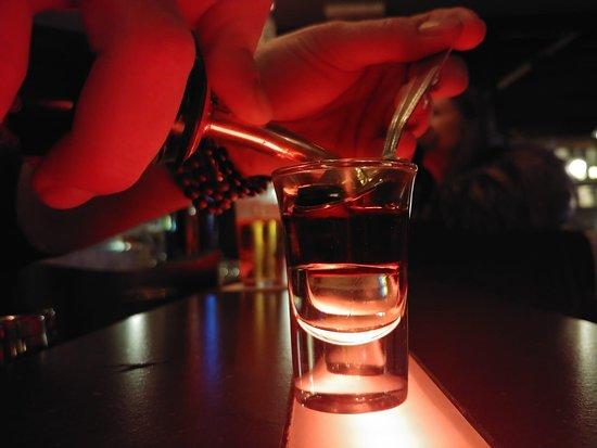 Bar Patron