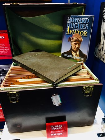 Howard Hughes memorabilia