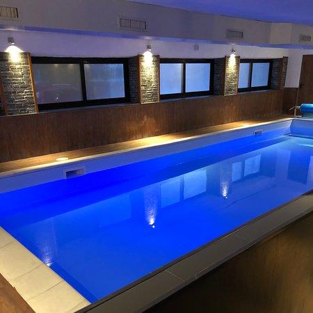 Hotel Splendid piscina