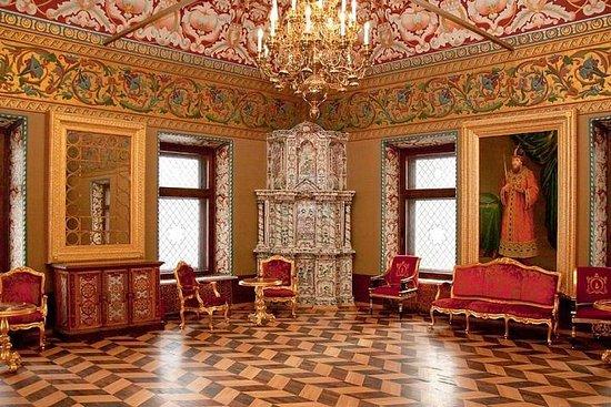 Tour privado del Palacio Yusupov en...