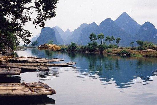 Yangshuoのオールインクルーシブプライベートハイキングツアー