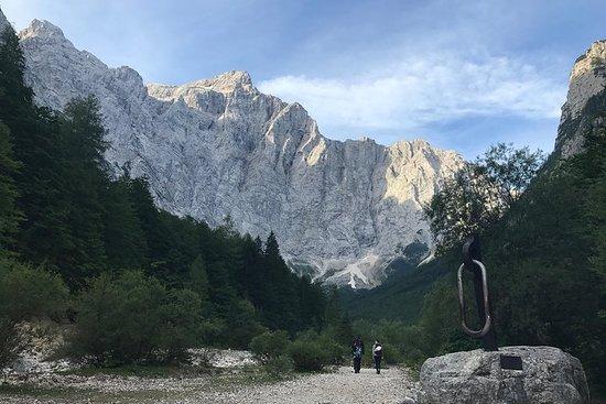 Caminhada Alpes Julianos, Eslovénia