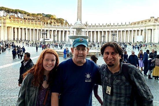 優先入場プライベート・ツアー:バチカン美術館、システィーナ礼拝堂、サンピエト…