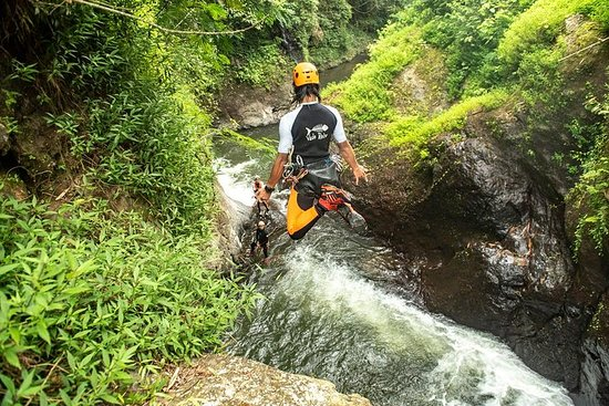 L'esperienza di canyoning più