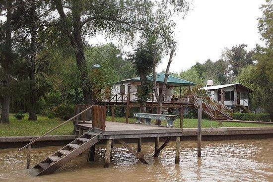 Tigre DELTA og Northskirts Privat tur fra Buenos Aires