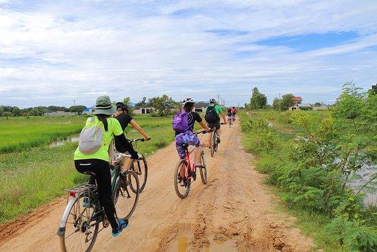 Foto de Killing Field y Paddy Rice Fields Bike Ride