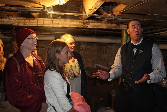 Fort Collins Ghost Tour