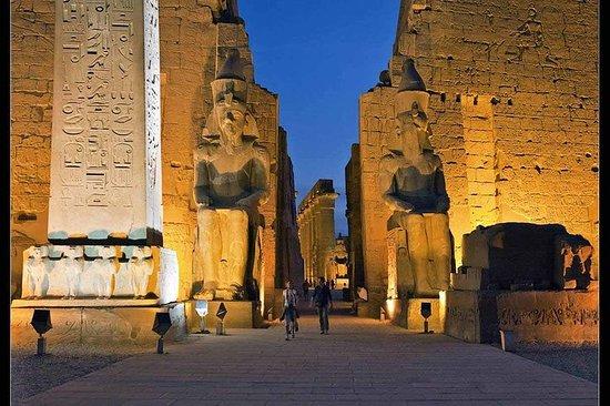 Dagstur til Luxor fra Kairo med fly...