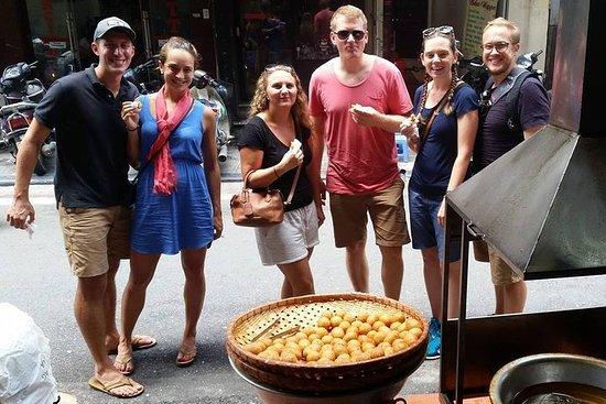 Excursão gastronômica de rua para...