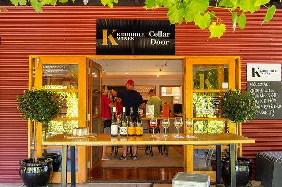 Kirrihill Wines Cellar Door