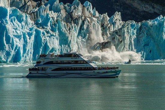 Navegación de todos los glaciares y...