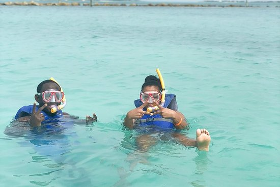Full Day Snorkeling, Beach and Island...