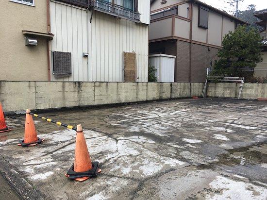 Former site of Takajo Mitsuhashi Residence