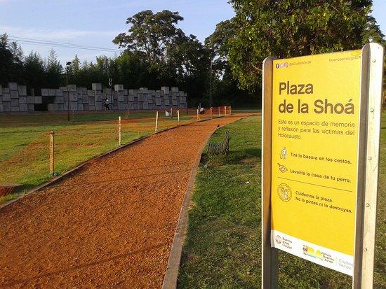 Plaza de la Shoa