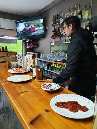 Cafeteria Bar San Remo