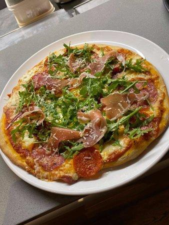 Carne Mista Pizza