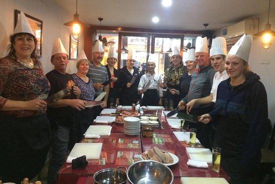 Hong Hoai Cooking Class