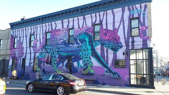 Street Art Walk (Brooklyn) Aktuelle 2020 Lohnt es sich