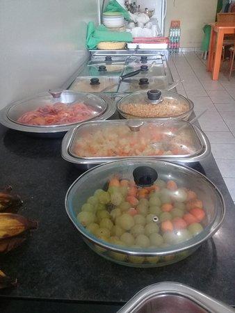 Santana Do Ipanema: Almoço