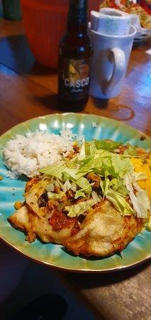 Island Kitchen Foto