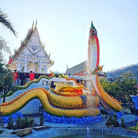 Tha Maka, Таиланд: วัดเขาสูงแจ่มฟ้า
