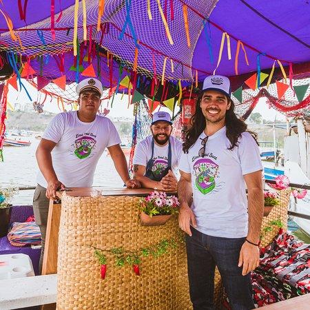 Lima Food Boat