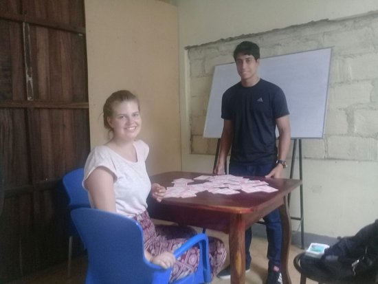 Leon Department, Nicaragua: Spanish classes one to one,  I also teach online classes