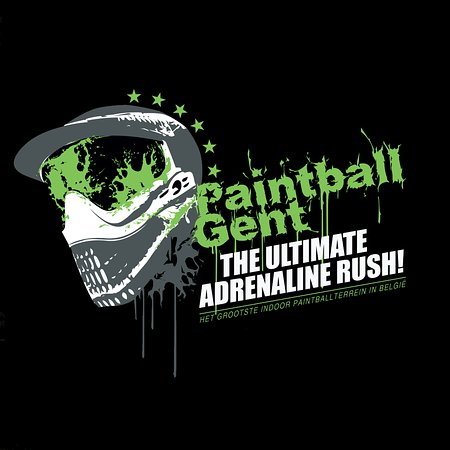 Paintball Gent