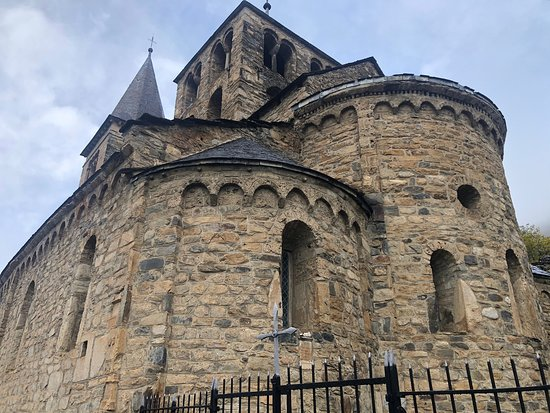 Eglise de Saint Aventin de Larboust