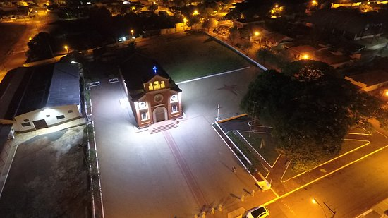 Sertaneja: Igreja Matriz!